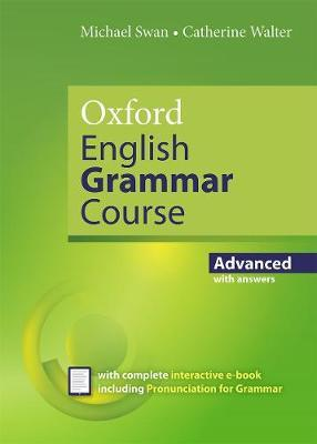 OXFORD ENGLISH GRAMMAR COURSE ADVANCED SB ( KEY  CD-ROM) NE