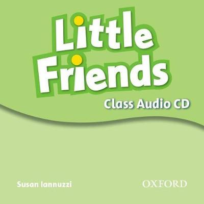 LITTLE FRIENDS CD CLASS