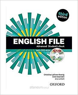 ENGLISH FILE 3RD ED ADVANCED SB