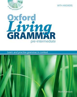 OXFORD LIVING GRAMMAR PRE-INTERMEDIATE SB ( CD-ROM) WA ( PRINTABLE TESTS)