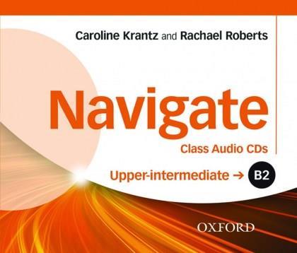 NAVIGATE B2 UPPER-INTERMEDIATE CD CLASS (+ TCHR S RESOURCES DISC)