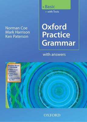OXFORD PRACTICE GRAMMAR BASIC ( KEY  CD) NE
