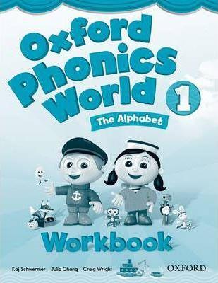 OXFORD WORLD PHONICS 1 WB