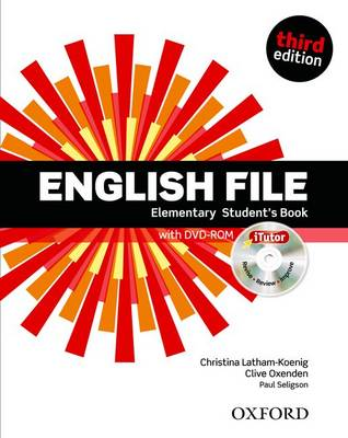 ENGLISH FILE 3RD ED ELEMENTARY SB ( iTUTOR)