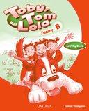 TOBY TOM & LOLA JUNIOR B WB