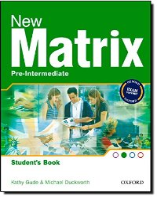 NEW MATRIX PRE-INTERMEDIATE SB