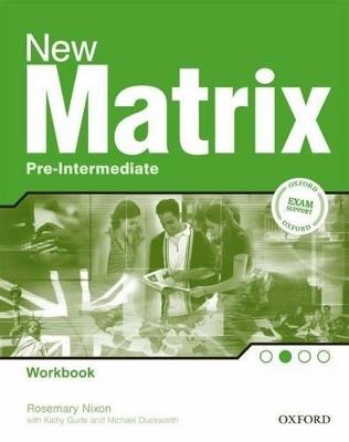 NEW MATRIX PRE-INTERMEDIATE WB