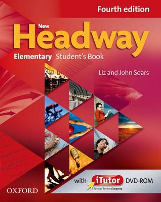 NEW HEADWAY ELEMENTARY SB (+ iTUTOR) 4TH ED