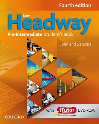 NEW HEADWAY PRE-INTERMEDIATE SB ( iTUTOR) 4TH ED