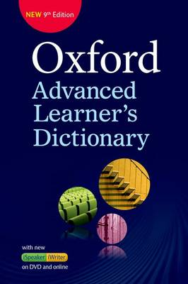 OXFORD ADVANCED LEARNERS DICTIONARY (DVD  OXFORD iWRITER) - 9TH ED PB