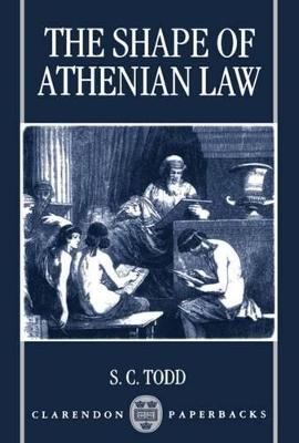 THE SHAPE OF ATHENIAN LAW PB