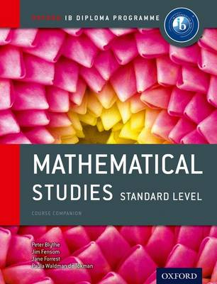 IB MATHEMATICAL STUDIES STANDARD LEVEL PB
