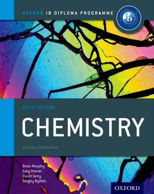 IB COURSE BOOK CHEMISTRY 2014 PB
