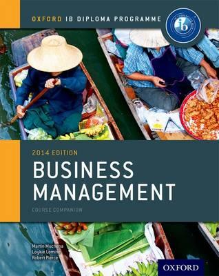 IB BUSINESS MANAGEMENT COURSE BOOK (PB)