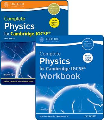 COMPLETE PHYSICS FOR CAMBRIDGE IGCSE® IGCSE SB  WB