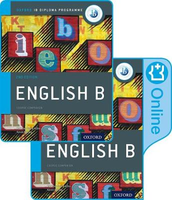 IB ENGLISH B IB SB PACK  ENHANCED ONLINE SB 2ND ED PB
