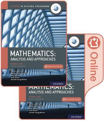 IB DIPLOMA PROGRAMME : MATHEMATICS IB ANALYSIS AND APPOACHES HL PRINT AND ENHANCED ONLINE COURSEBOOK PACK