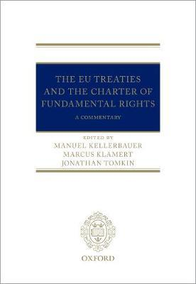COMMENTARY ON THE EU TREATIES AND THE CHARTER OF FUNDAMENTAL RIGHTS-