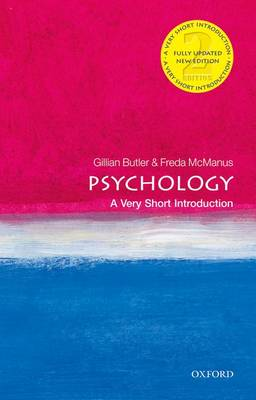 VERY SHORT INTRODUCTIONS : PSYCHOLOGY PB A
