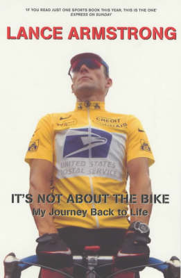 ITS NOT ABOUT THE BIKE  PB