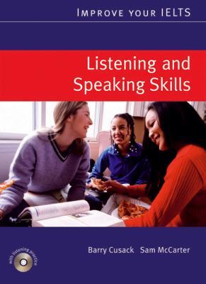 IMPROVE YOUR IELTS LISTENING  SPEAKING SB ( AUDIO CD PACK)