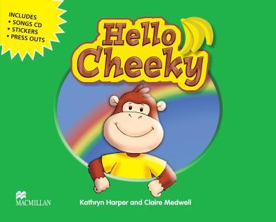 HELLO CHEEKY SB (+ CD)