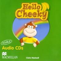 HELLO CHEEKY CD AUDIO CLASS