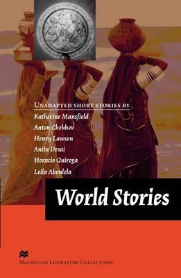 MACMILLAN LITERATURE COLLECTION - WORLD STORIES - ADVANCED C2  PB