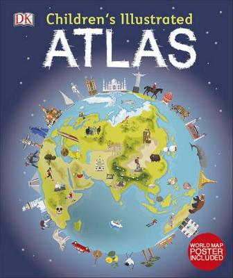 CHILDRENS ILLUSTRATED ATLAS