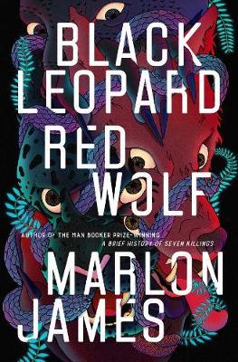 BLACK LEOPARD, RED WOLF TPB