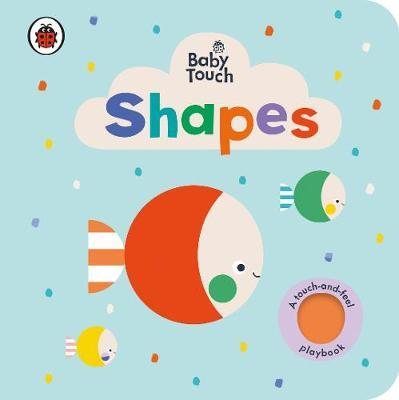 BABY TOUCH: SHAPES HC BBK