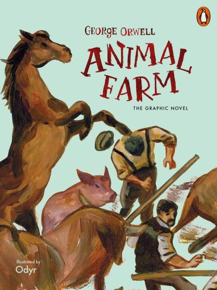 ANIMAL FARM The Graphic Novel PB