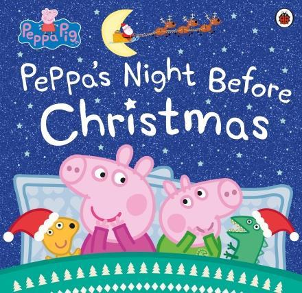 Peppa Pig: Peppas Night Before Christmas