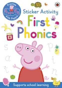 PEPPA PIG : PEPPAS FIRST PHONICS PB