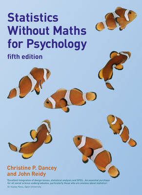 STATISTICS WITHOUT MATHS FOR PSYCHOLOGY 5TH ED