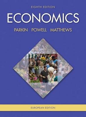 ECONOMICS EUROPEAN EDITION 8TH ED PB