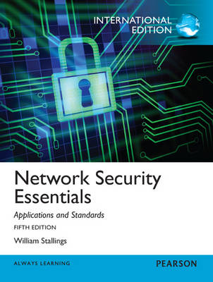 NETWORK SECURITY ESSENTIALS APPLICATIONS  STANDARDS GLOBAL 5TH ED