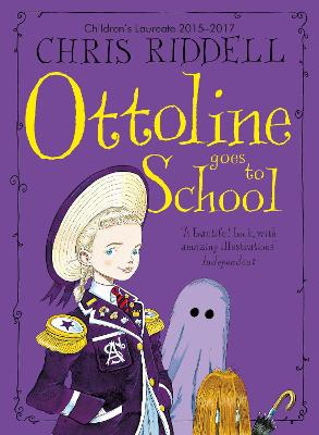 OTTOLINE GOES TO SCHOOL  PB