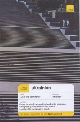 TEACH YOURSELF UKRANIAN  PB B
