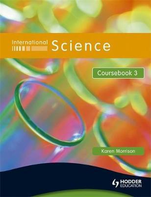 INTERNATIONAL SCIENCE COURSEBOOK 3 PB