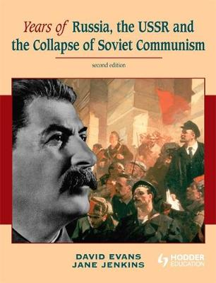 YEARS OF RUSSIA 2ND ED