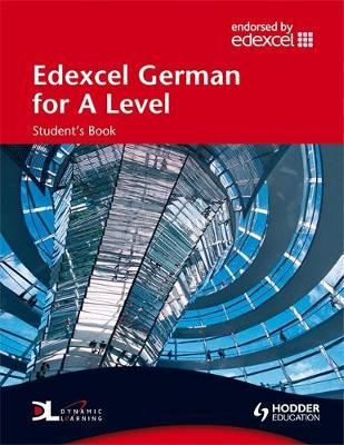 EDEXCEL GERMAN FOR A LEVEL SB PB