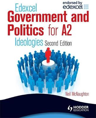 EDEXCEL GOVERNMENT AND POLITICS FOR A2 : IDEOLOGIES