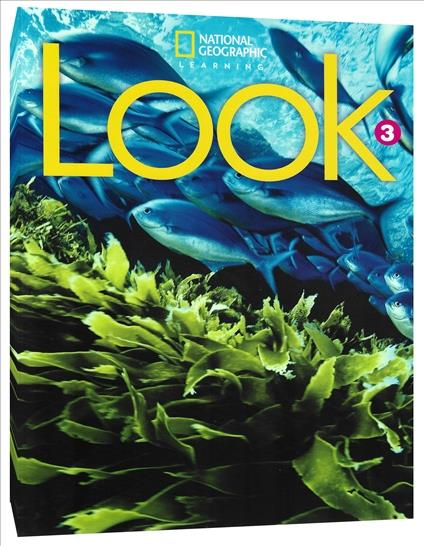 LOOK 3 READING ANTHOLOGY - BRE