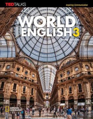 WORLD ENGLISH 3 SB ( MY WORLD ENGLISH ON LINE) 3RD ED