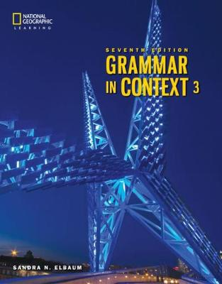 GRAMMAR IN CONTEXT 3 SB 7TH ED