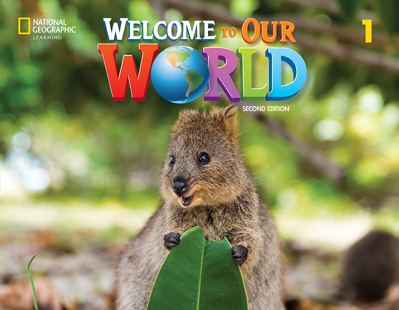 WELCOME TO OUR WORLD 1 LESSON PLANNER ( AUDIO CD  CD-ROM  DVD) - BRE 2ND ED