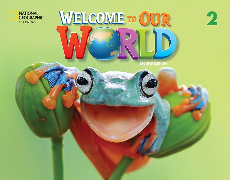 WELCOME TO OUR WORLD 2 SB LESSON PLANNER WITH CLASS AUDIO CD  TEACHERS RESOURCES CD-ROM - BRE 2ND ED