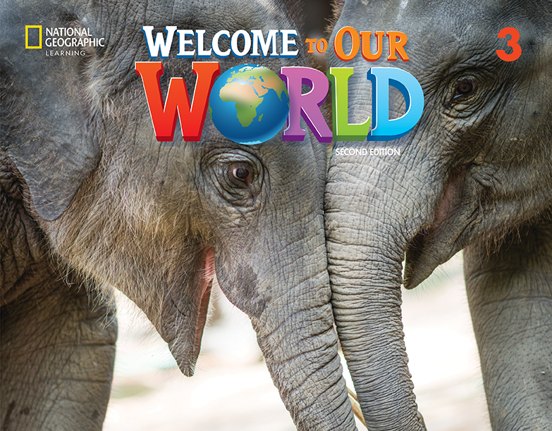 WELCOME TO OUR WORLD 3 SB LESSON PLANNER WITH CLASS AUDIO CD  TEACHERS RESOURCES CD-ROM - BRE 2ND ED