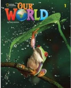 OUR WORLD 1 BUNDLE (SB  EBOOK) - BRE 2ND ED